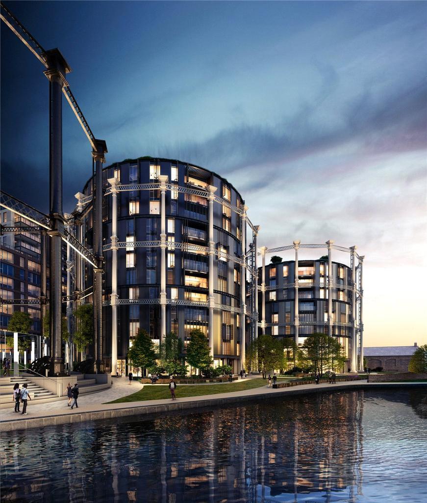 1 Bedroom Flat for sale in Gasholders, 1 Lewis Cubitt, Kings Cross, London, N1C