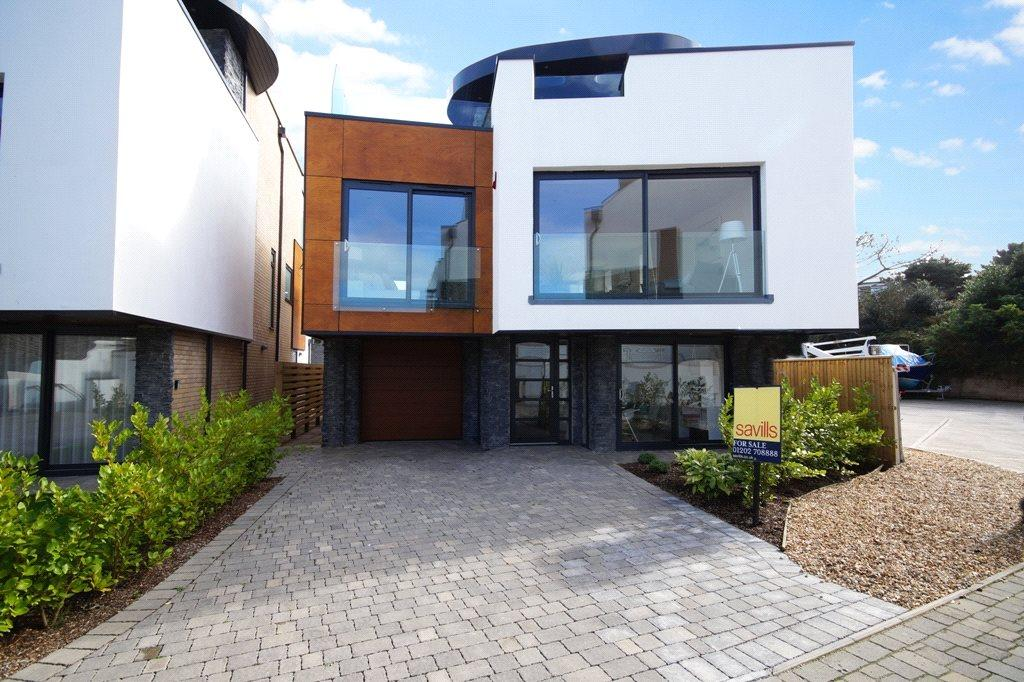 4 Bedrooms Detached House for sale in Panorama Road, Poole, Dorset, BH13