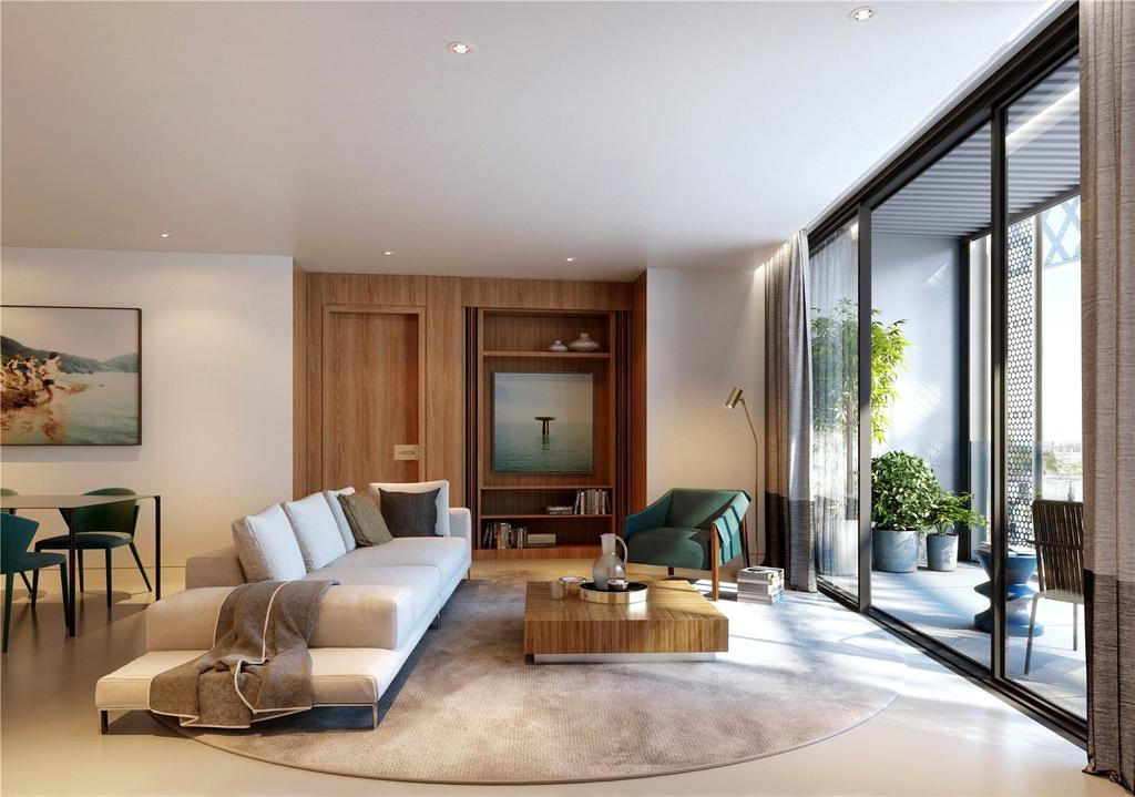 3 Bedrooms Penthouse Flat for sale in Gasholders, 1 Lewis Cubitt, Kings Cross, London, N1C