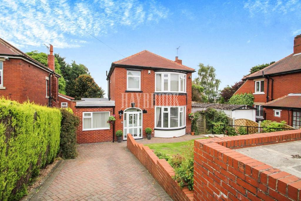 4 Bedrooms Detached House for sale in The Balk, Staincross