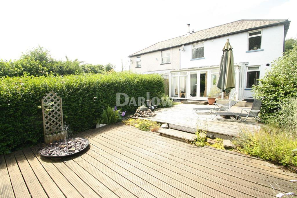 2 Bedrooms Cottage House for sale in New Road, Talywain