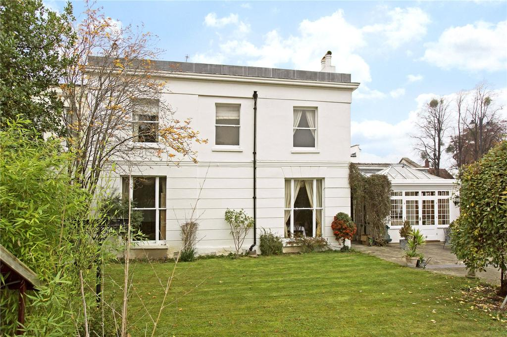 5 Bedrooms Semi Detached House for sale in Tivoli Road, Tivoli, Cheltenham, Gloucestershire, GL50
