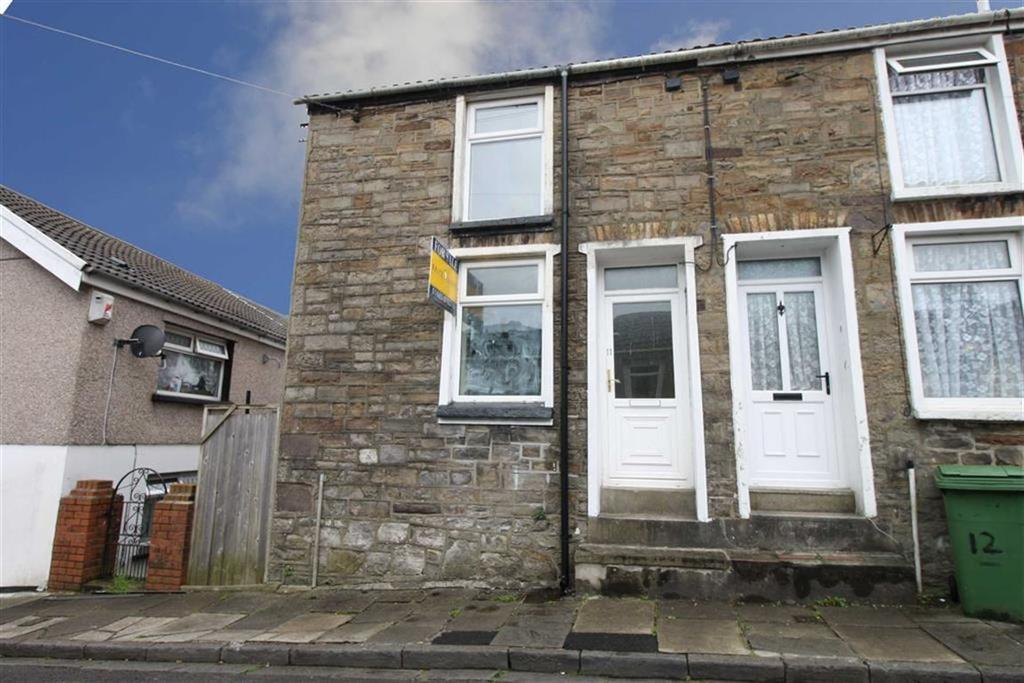 2 Bedrooms End Of Terrace House for sale in Frederick Street, Aberdare, Mid Glamorgan