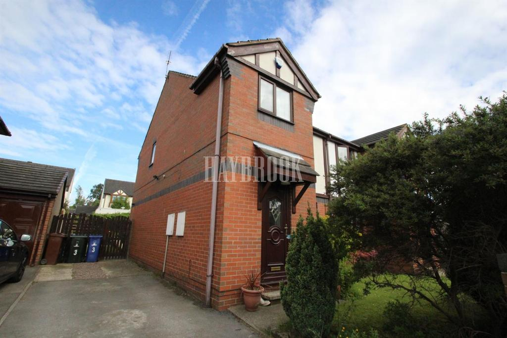 3 Bedrooms Semi Detached House for sale in Wentworth Road, Mapplewell