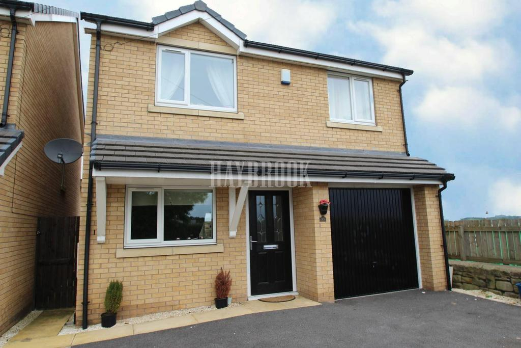 4 Bedrooms Detached House for sale in Pontefract Road, Brampton