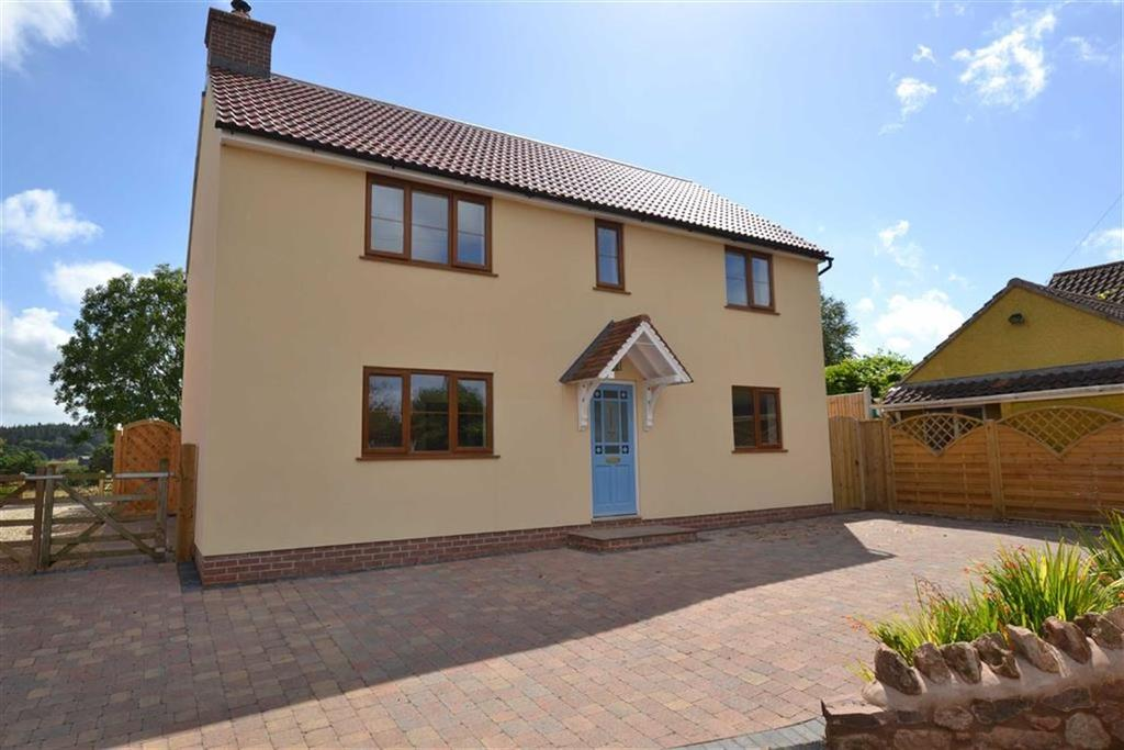 5 Bedrooms Detached House for sale in High Street, Spaxton, Bridgwater, Somerset, TA5
