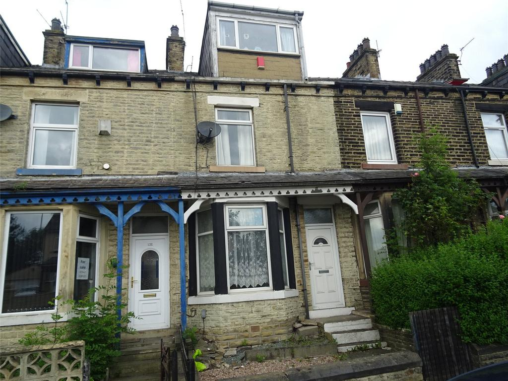 4 Bedrooms Terraced House for sale in Lister Avenue, Bradford, West Yorkshire, BD4