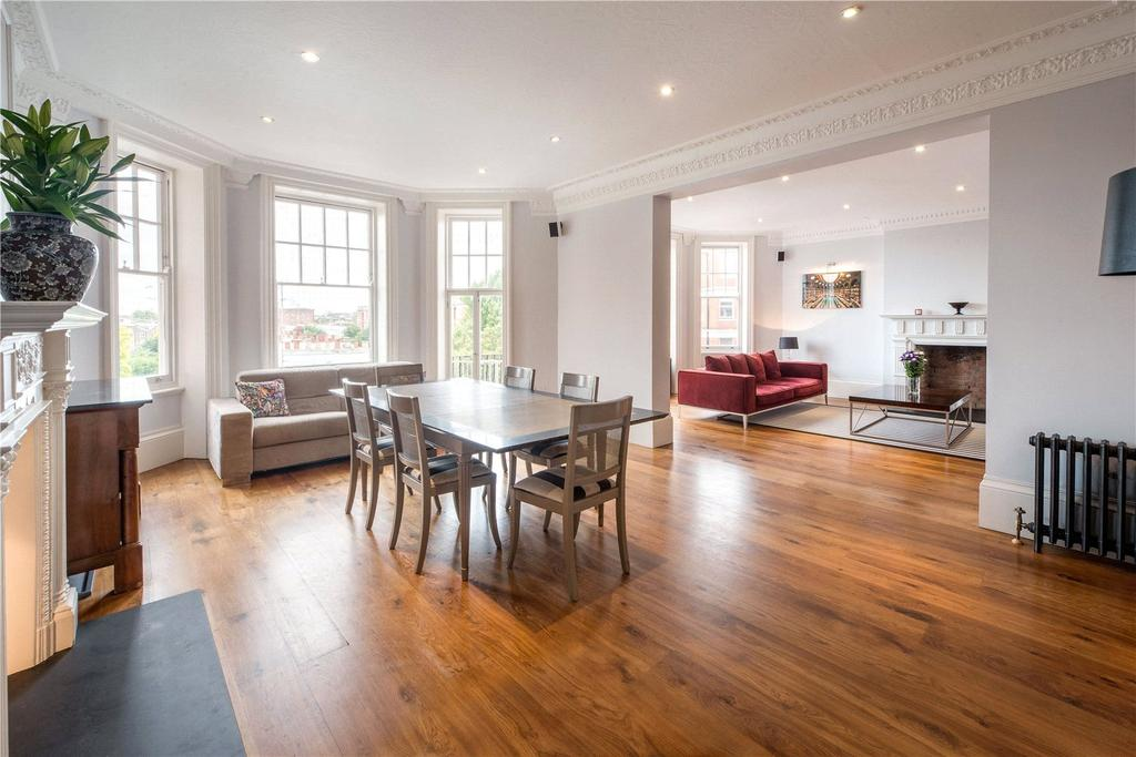 4 Bedrooms Flat for sale in Zetland House, Marloes Road, Kensington, London