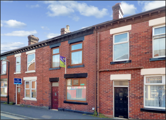 3 Bedrooms Terraced House for sale in Avondale Road, Chorley PR7