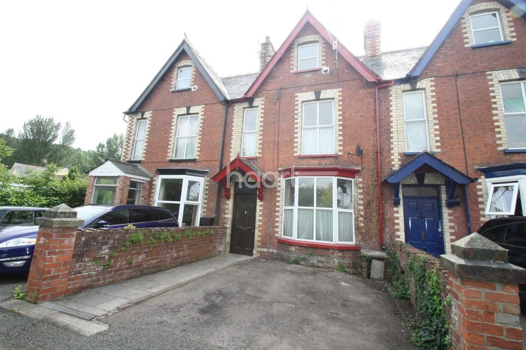 3 Bedrooms Terraced House for sale in Victoria Estate, Monmouth, Monmouthshire