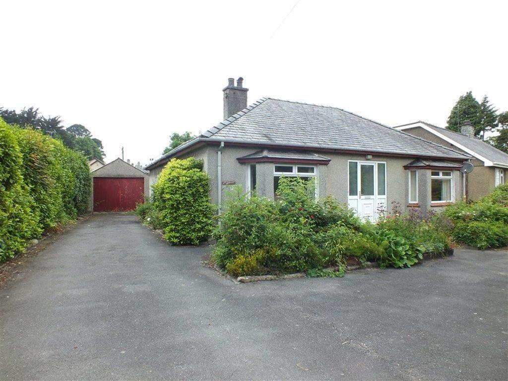 3 Bedrooms Bungalow for sale in Caernarfon Road, Criccieth