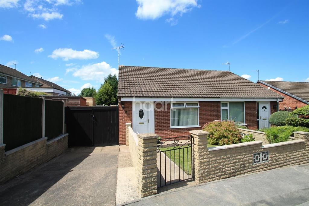 2 Bedrooms Bungalow for sale in Lion Close, Aspley, Nottingham
