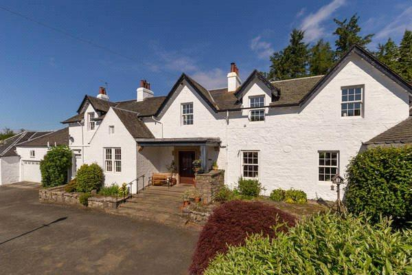 4 Bedrooms House for sale in Craigmarloch House, By Kilmacolm, Inverclyde, PA13