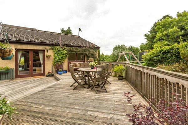 4 Bedrooms Detached House for sale in Gruinard, Templeton, Cleish, Kinross, Perthshire, KY13