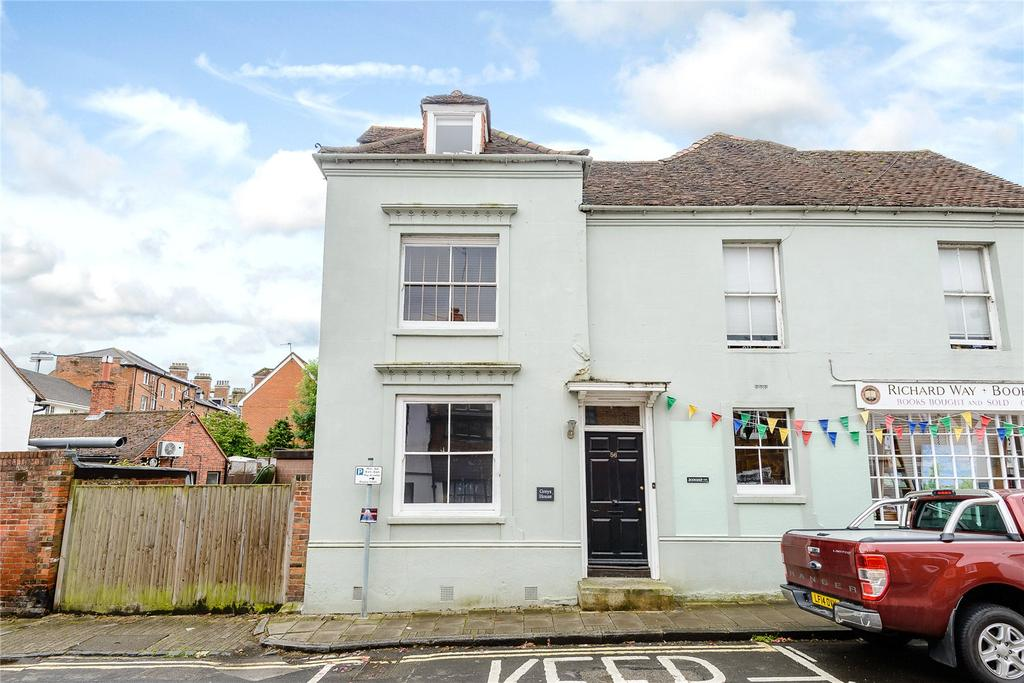 4 Bedrooms Semi Detached House for rent in Friday Street, Henley-on-Thames, Oxfordshire, RG9