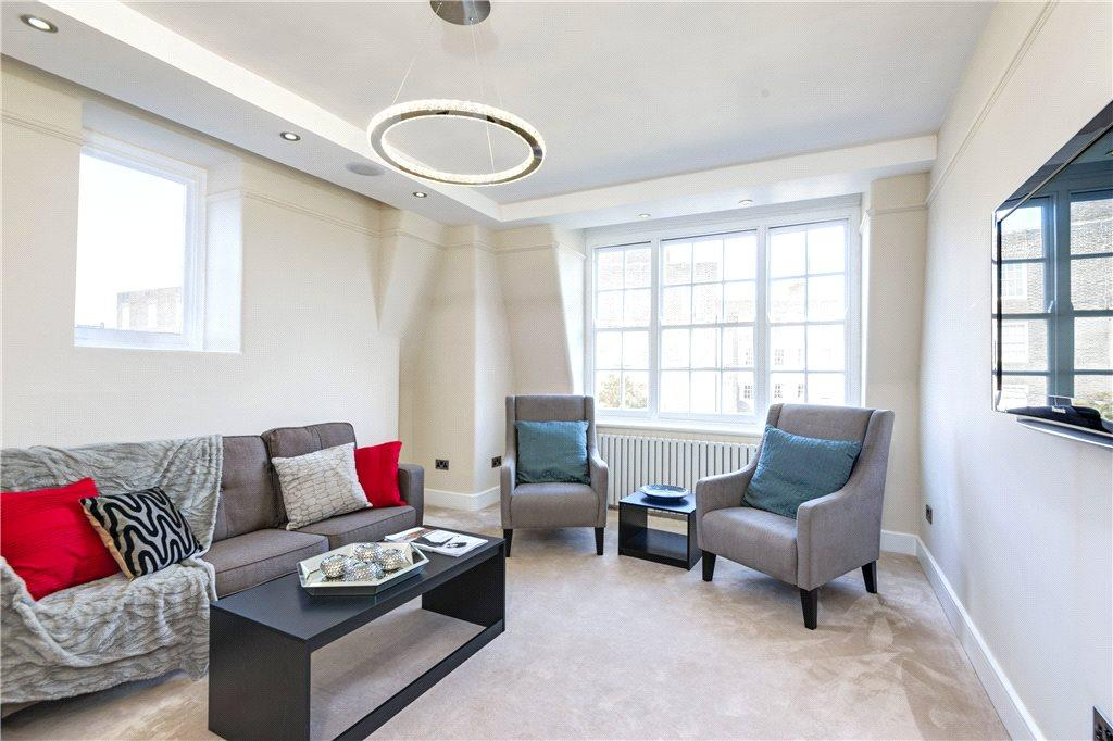3 Bedrooms Flat for sale in Circus Lodge, Circus Road, St John's Wood, London, NW8