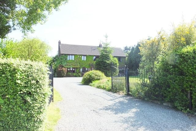 7 Bedrooms Detached House for sale in Old Kingsbury Road,Marston,Warwickshire