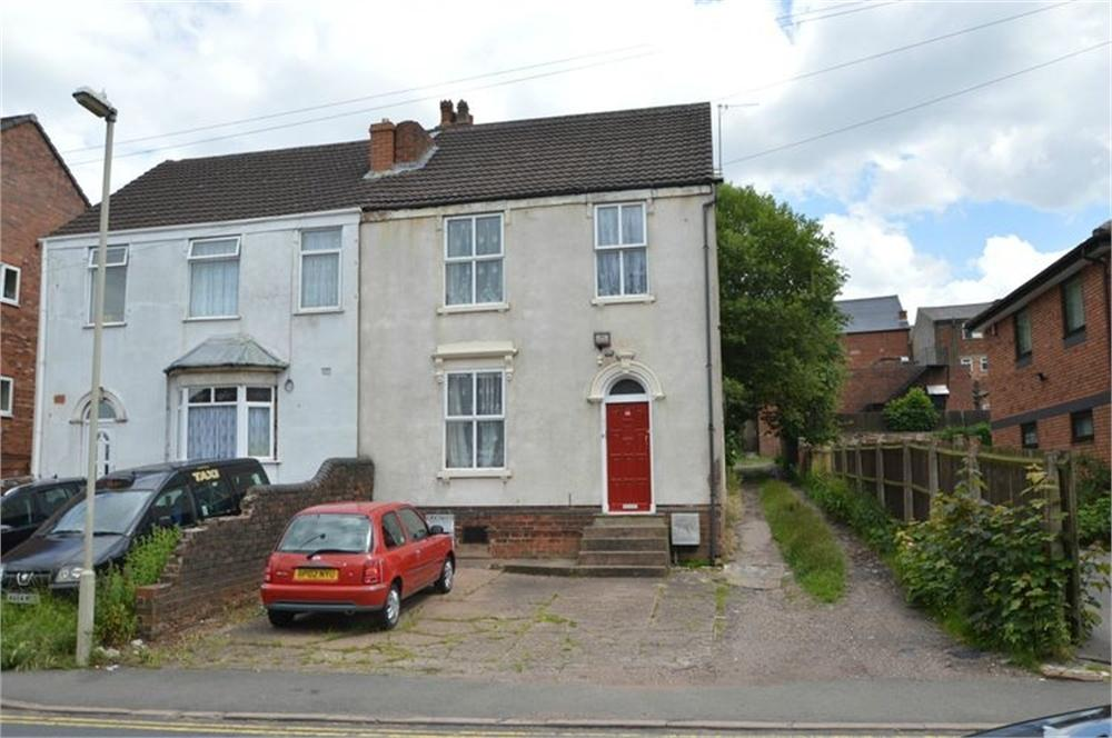 6 Bedrooms Semi Detached House for sale in Albion Street, Brierley Hill, West Midlands