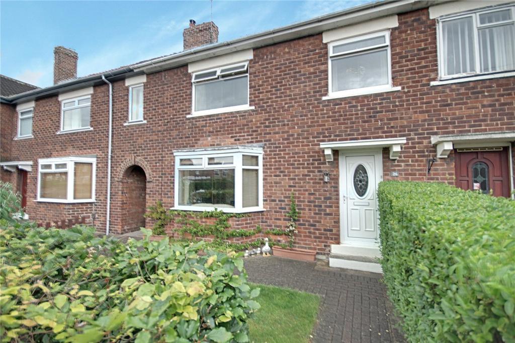 3 Bedrooms Terraced House for sale in Myrtle Road, Eaglescliffe