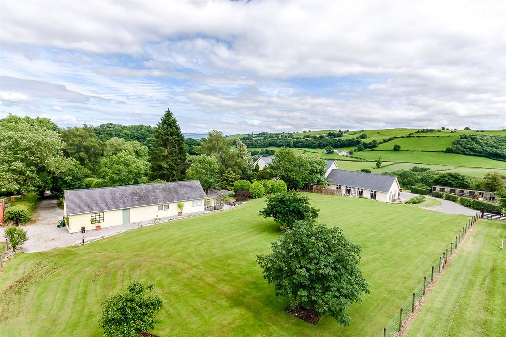5 Bedrooms Detached House for sale in Bryn Saith Marchog, Corwen, Denbighshire