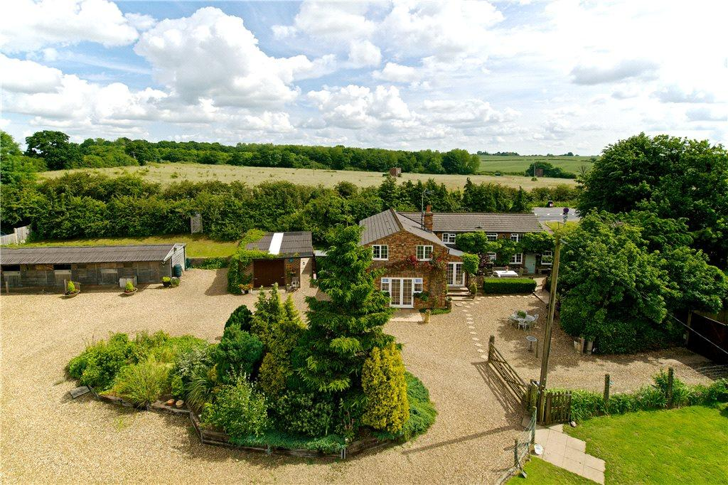 4 Bedrooms Detached House for sale in Sandhouse Lane, Heath and Reach, Leighton Buzzard, Bedfordshire