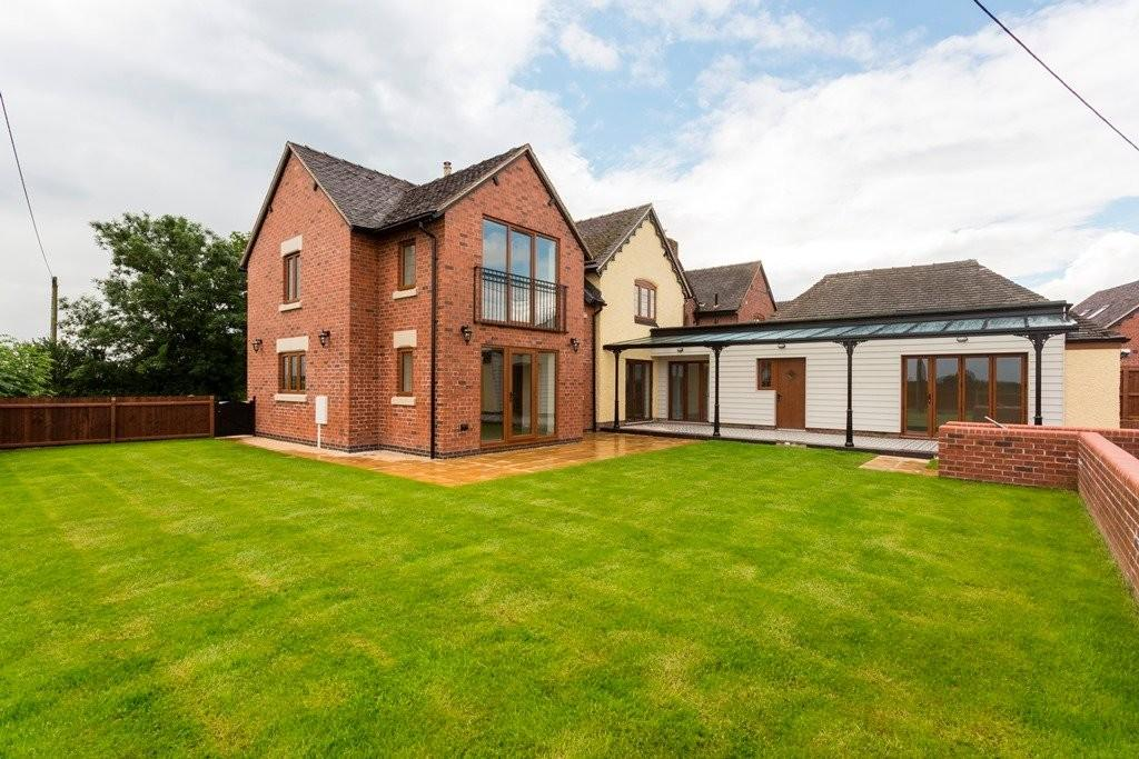 5 Bedrooms Semi Detached House for sale in Main Road, Anslow