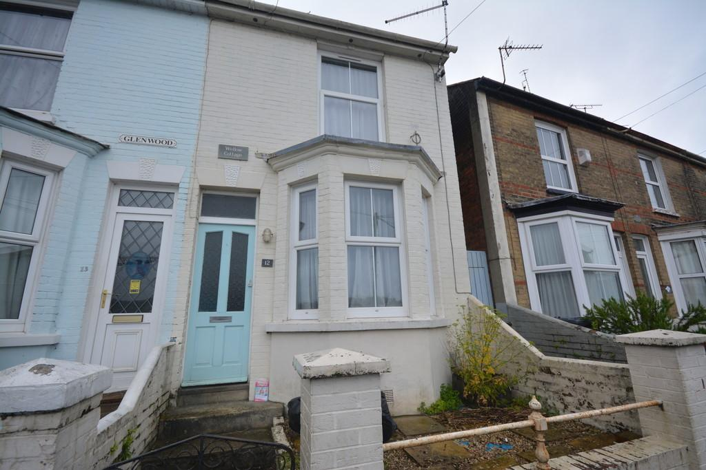 2 Bedrooms End Of Terrace House for rent in Thetis Road, Cowes