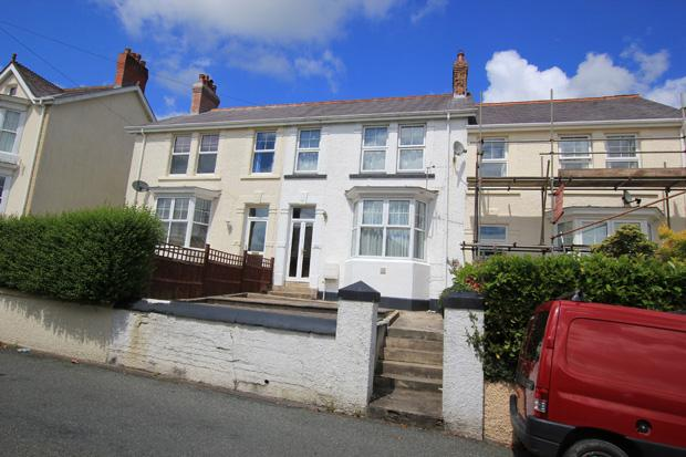 3 Bedrooms Terraced House for sale in Longacre Road, Carmarthen, Carmarthenshire