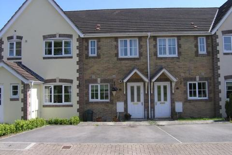 2 bedroom terraced house to rent - Candlestone Newydd Broadlands Bridgend CF31 5DX
