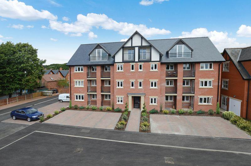 2 Bedrooms Apartment Flat for sale in Bennetts Mill Penthouse Apartment 37, Bennetts Mill Close, Woodhall Spa