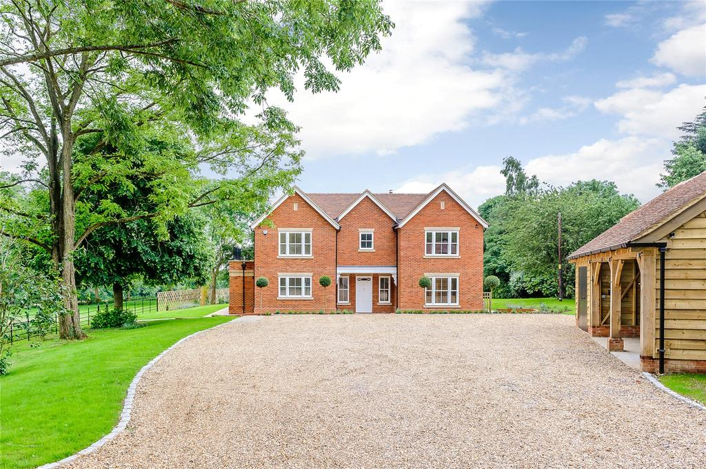 5 Bedrooms Detached House for sale in Northend, Henley-on-Thames, Oxfordshire, RG9