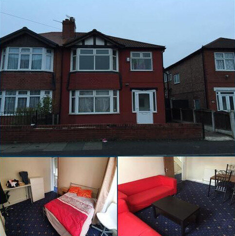 3 bedroom semi-detached house to rent - Clarence Rd, Victoria Park, Manchester M14