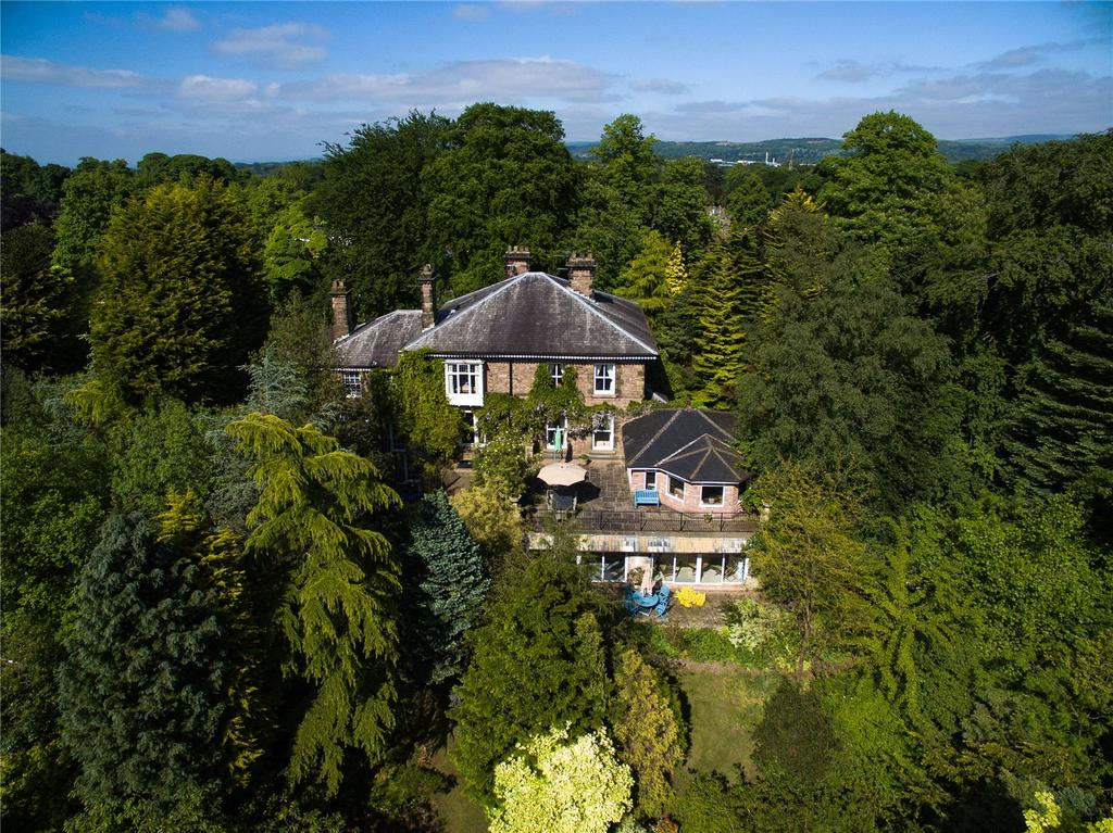 7 Bedrooms Unique Property for sale in Prestbury Road, Macclesfield, Cheshire, SK10