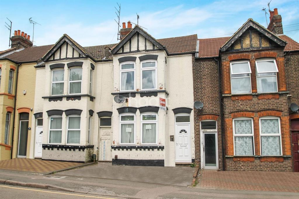 3 Bedrooms Terraced House for sale in Dunstable Road