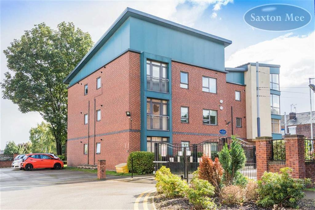 2 Bedrooms Apartment Flat for sale in The Willows, Middlewood Road, Sheffield, S6
