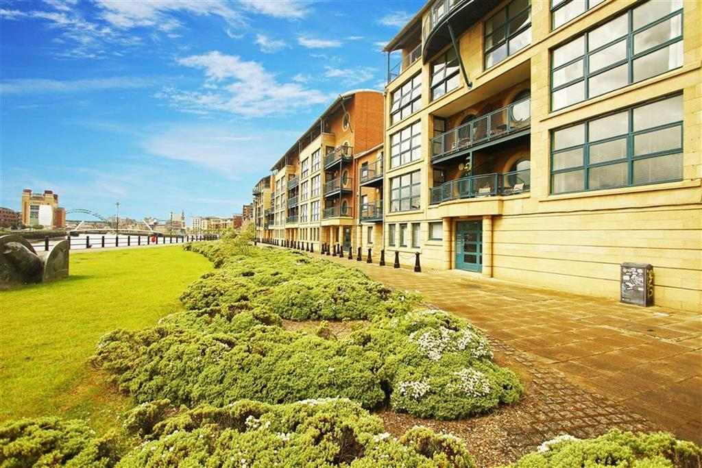 2 Bedrooms Flat for sale in Mariners Wharf, Newcastle