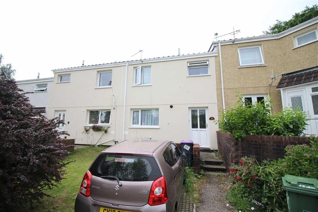 3 Bedrooms Terraced House for sale in Sirhowy Court, Cwmbran, Torfaen