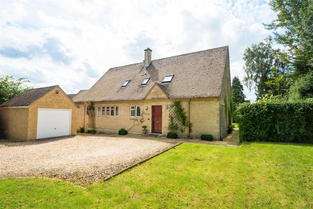 5 Bedrooms Detached House for sale in Main Road, Long Hanborough, Witney