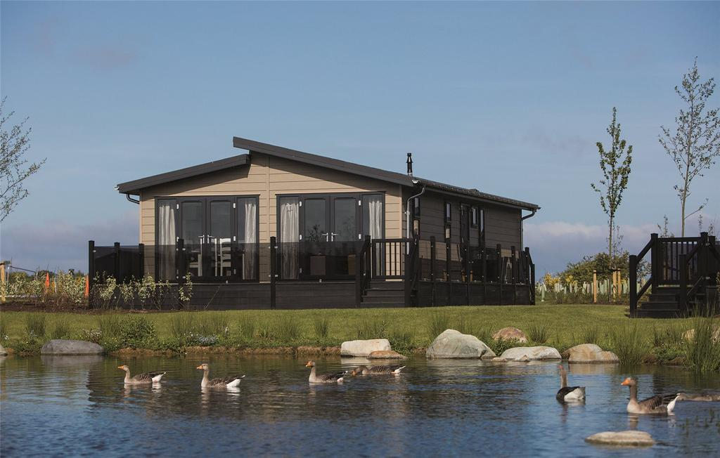 2 Bedrooms Detached House for sale in Casa Di Lusso, Badger Lakes, Berwick Upon Tweed, Norhtumberland