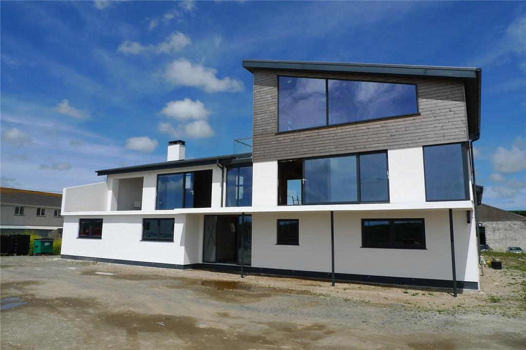4 Bedrooms Detached House for sale in Former Railway Sidings, Longrock, Penzance, Cornwall