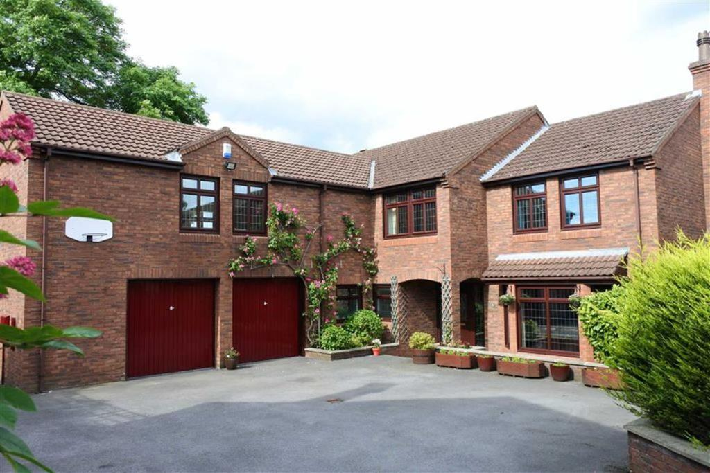 5 Bedrooms Detached House for sale in Church Meadows, Barton, North Yorkshire