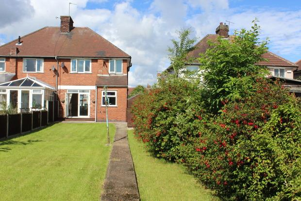 3 Bedrooms Semi Detached House for sale in Rowthorne Lane, Glapwell, Chesterfield, S44