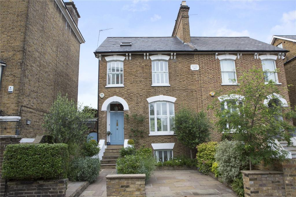 4 Bedrooms Semi Detached House for sale in High Street, Teddington, TW11