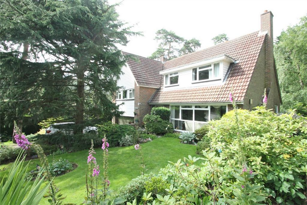 4 Bedrooms Detached House for sale in Pine Coombe, Shirley Hills, Croydon, Surrey
