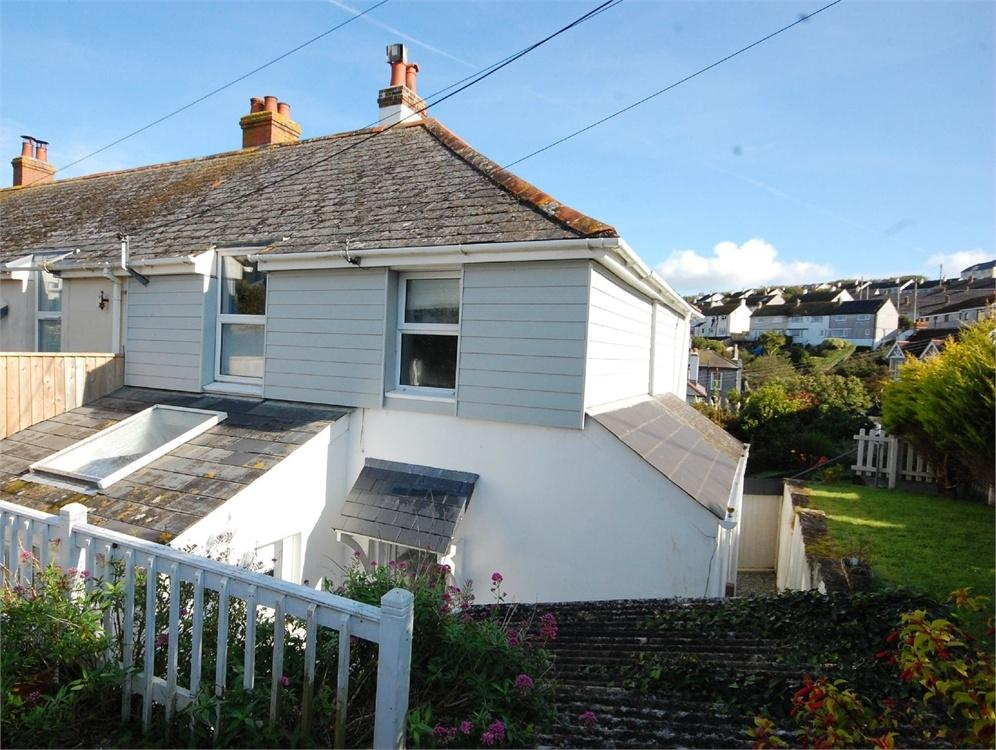 3 Bedrooms End Of Terrace House for sale in 4 Wherry Place, Polruan, Fowey, Cornwall