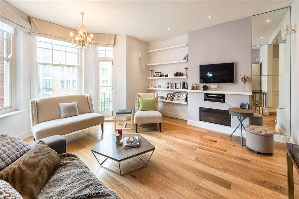 3 Bedrooms Flat for sale in Beaufort Mansions, Beaufort Street, Chelsea, London, SW3