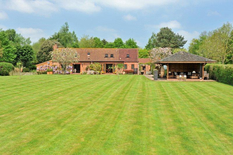 6 Bedrooms Detached House for sale in Oake, Taunton, Somerset, TA4