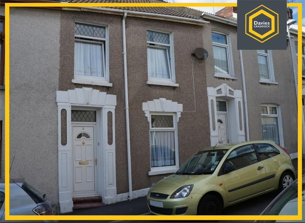 3 Bedrooms Terraced House for sale in 5 Rice Street, Llanelli, Carmarthenshire