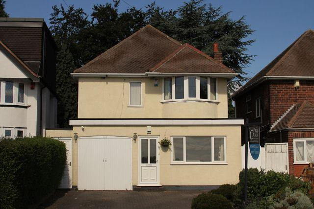 3 Bedrooms Detached House for sale in Springfield Road,Sutton Coldfield,West Midlands