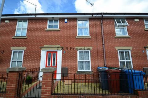 3 bedroom terraced house to rent - Mytton Street, Hulme, Manchester.  M15 5AZ